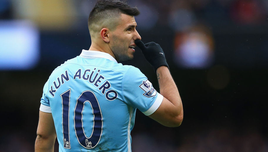 Tottenham Hotspur and Everton want a transfer deal for Manchester City striker, Sergio Aguero.