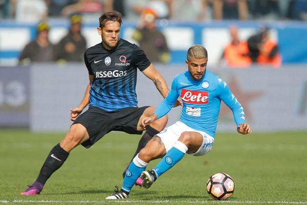 Insigne has been a brilliant player for Napoli over the years