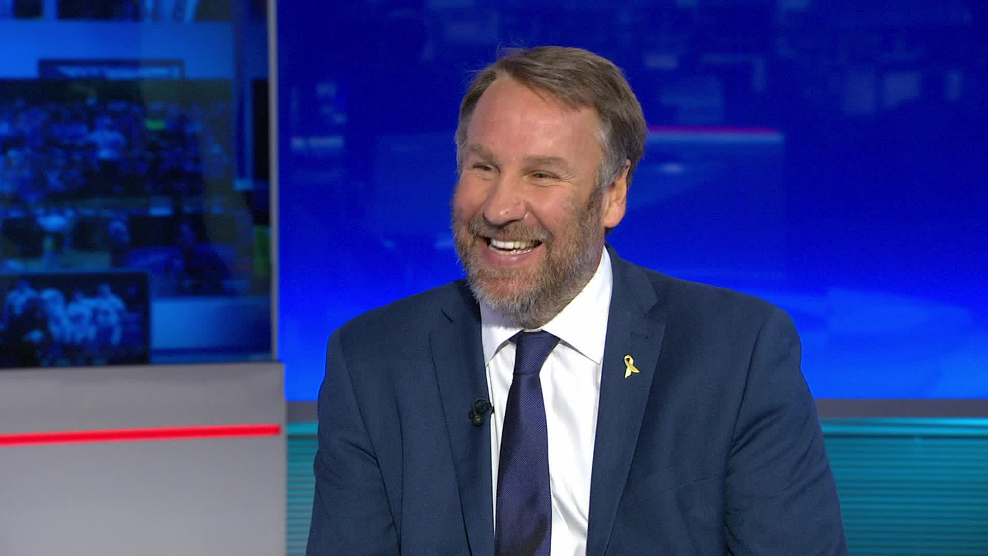 Paul Merson has claimed Arsenal are favourites for the NLD