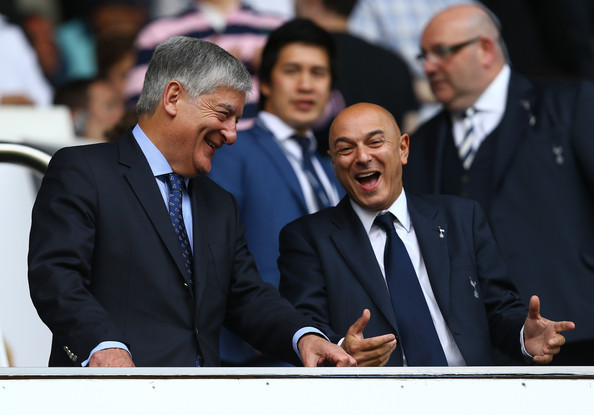 Tottenham Hotspur Chairman Daniel Levy penned a letter to fans