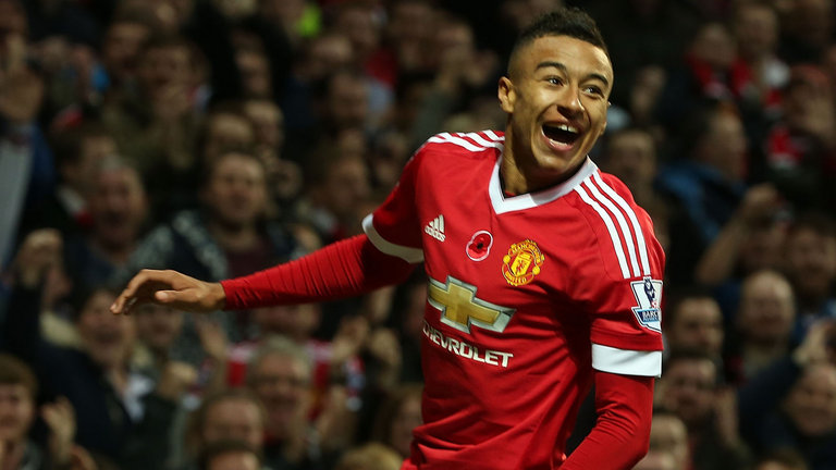 Jesse Lingard might benefit by joining Tottenham.