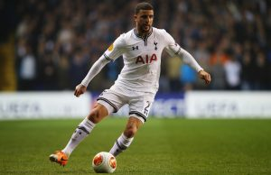 Kyle Walker of Tottenham.