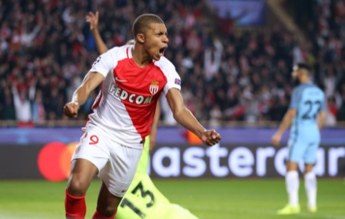 Kylian Mbappe Is One Of The Most Sought-After Players In Europe