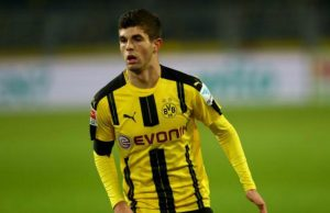 Christian Pulisic is a Tottenham target