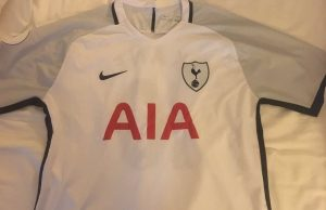 Tottenham leaked kit