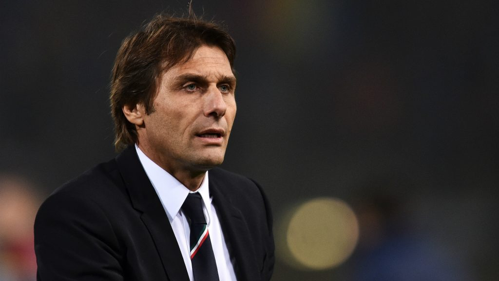 Antonio Conte is currently the Inter Milan manager