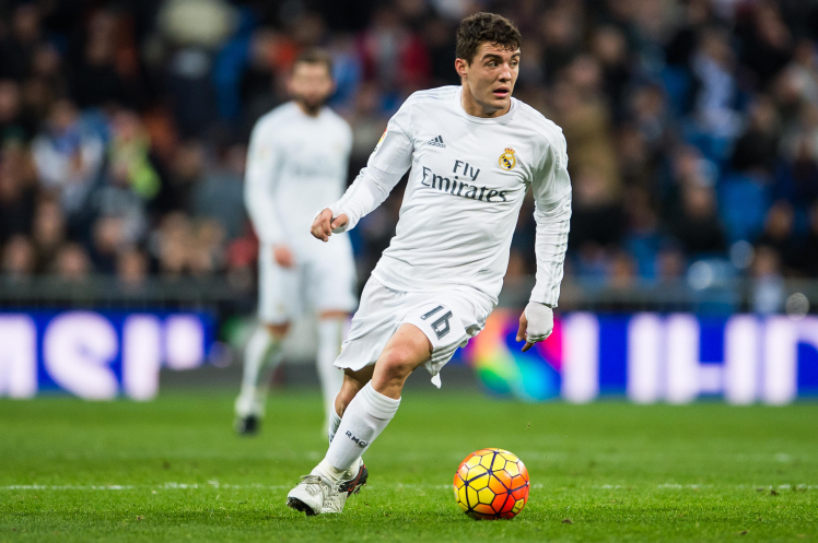 Mateo Kovacic for Real Madrid