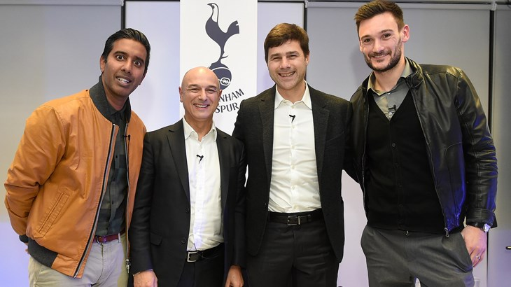Daniel Levy – To The Lane And Back | Spurs Fan Blog | Opinions