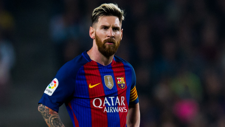 Manchester City tried to sign Lionel Messi