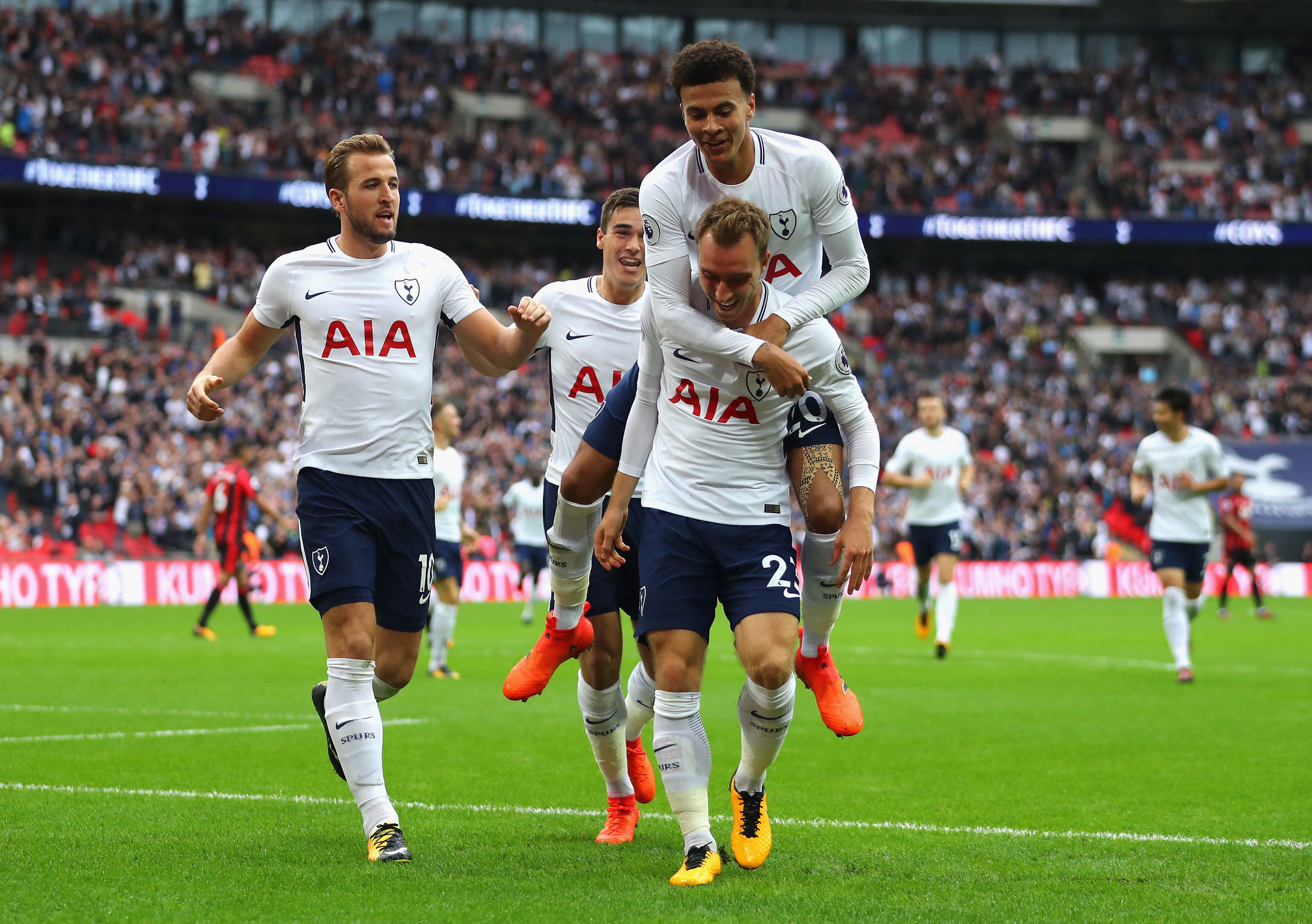 Tottenham have shown they belong in Europe - now it's time ...  |Tottenham