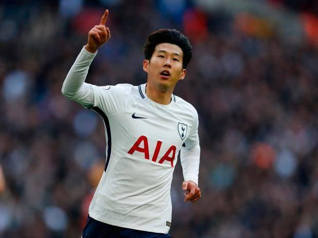 Son Heung-min Ranked 26th Best Player In