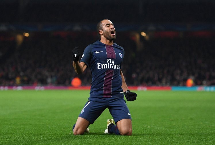 Lucas Moura struggled at PSG (Getty Images)