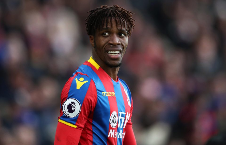 Wilfried Zaha fit for Tottenham vs Crystal Palace