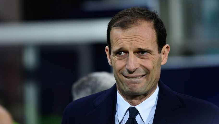 Massimiliano Allegri linked with Totteham