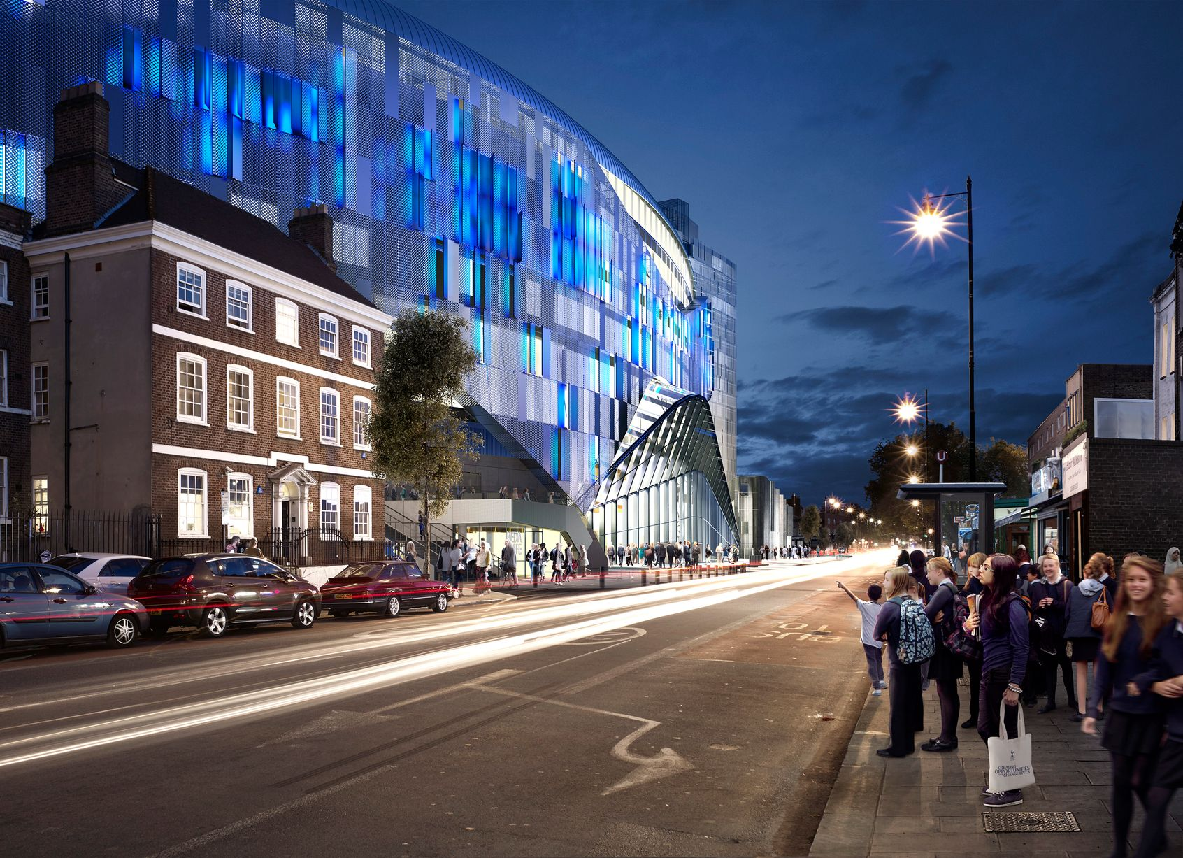 Tottenham Announce Deal With Musco Lighting For Their