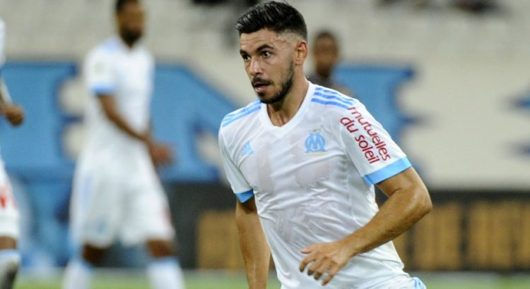Sanson is contracted with Marseille till 2022