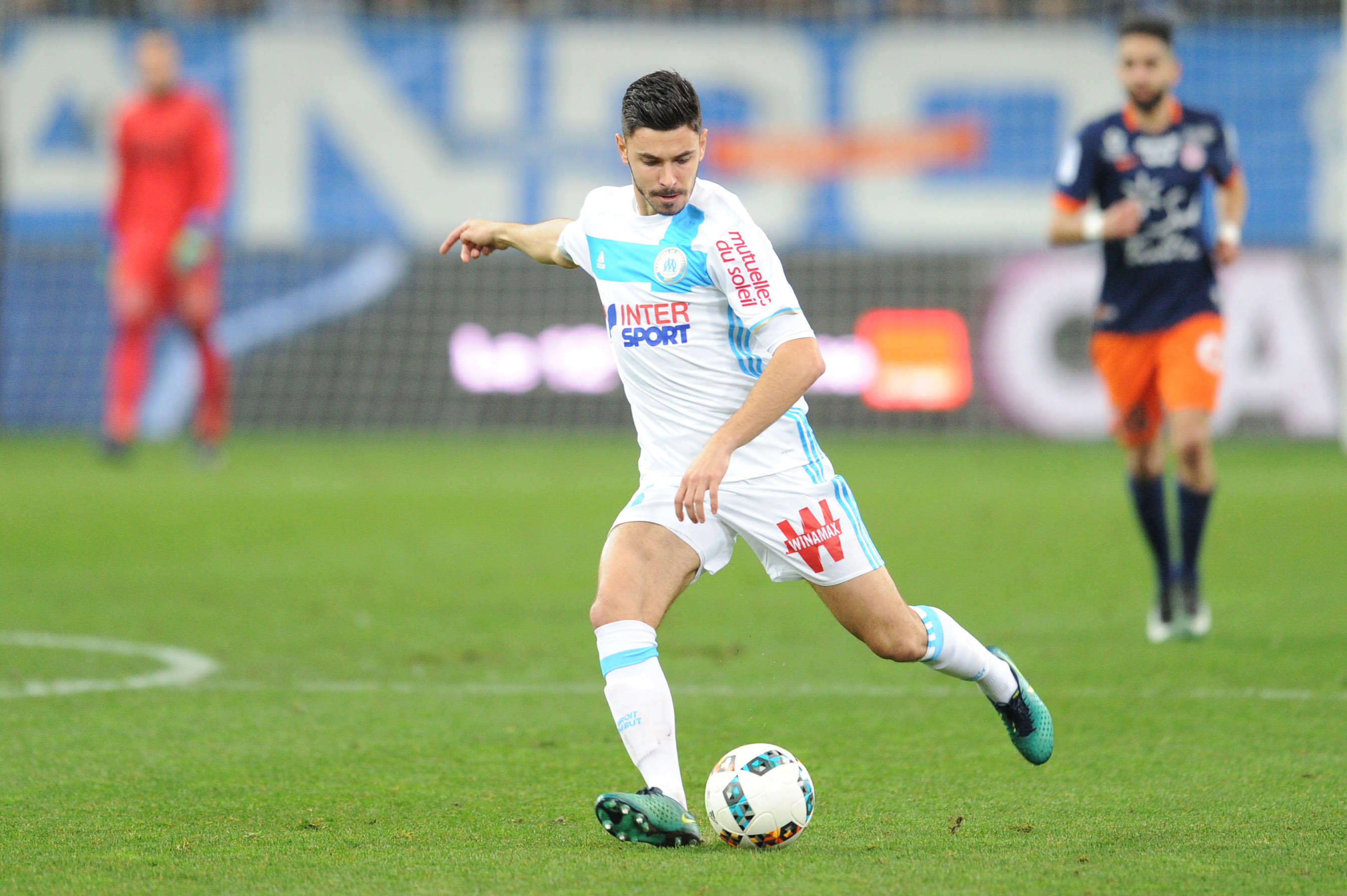 Is Morgan Sanson Tottenham bound?