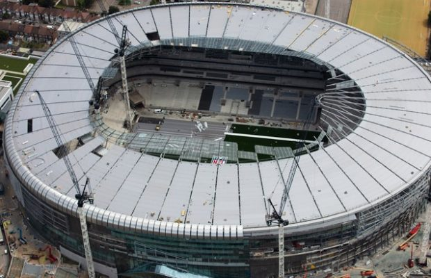 Photos Tottenham Share Stunning Bird S Eye View Images