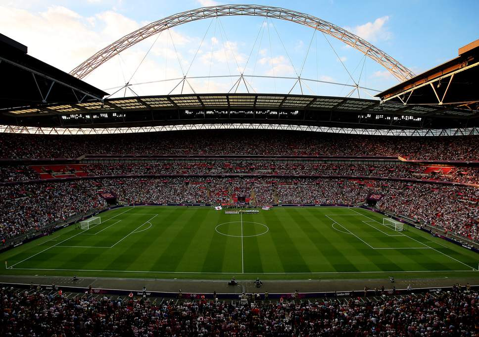 Wembley stadium Tottenham