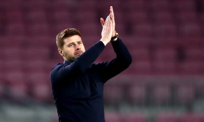 Mauricio Pochettino of Tottenham