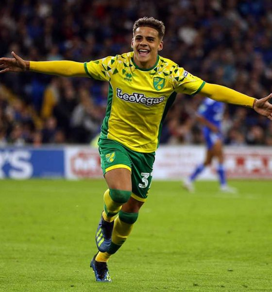Max Aarons is a target for Tottenham