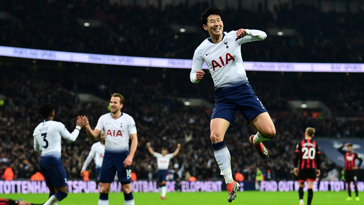 Tottenham Player Ratings From 5-0 Destruction Of Bournemouth