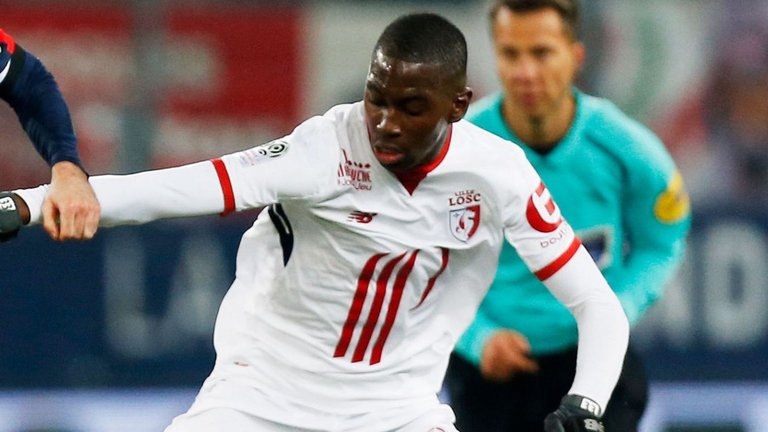 Tottenham Hotspur, Leicester City, and Manchester United are interested in a transfer for Boubakary Soumare.