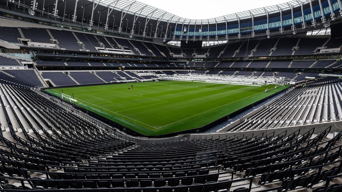 Latest Spurs News Tottenham Share New Images Of Stadium