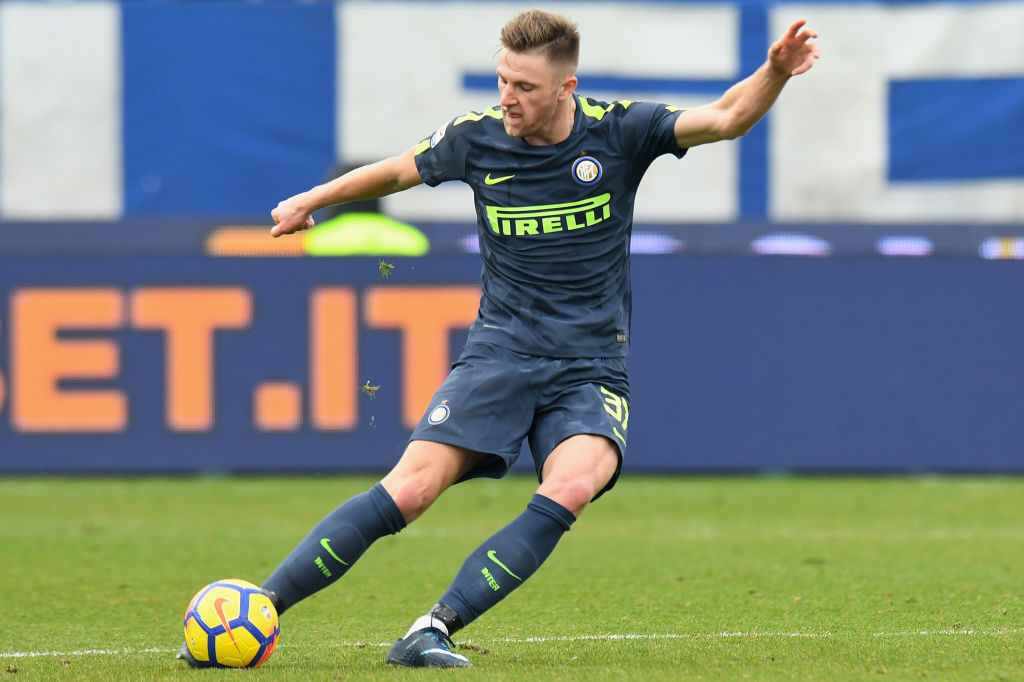 Fabrizio Romano believes Tottenham Hotspur could land Inter Milan defender Milan Skriniar on the second time of asking in the upcoming January transfer window.