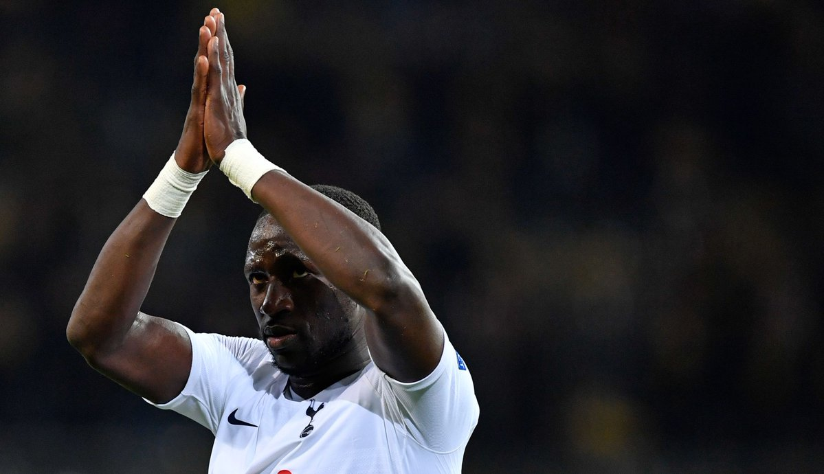 Moussa Sissoko was a consistent performer for Spurs prior to injury