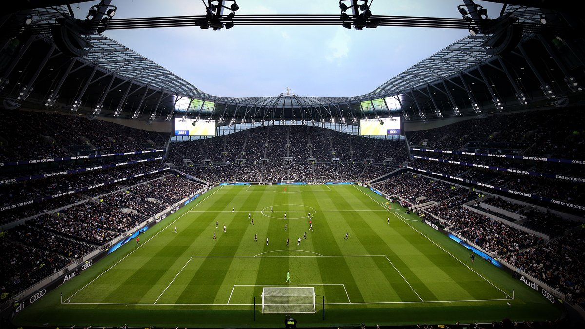 Tottenham Hotspur are set to lsoe out on match day revenue