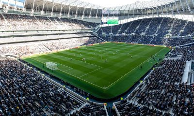 The Tottenham Hotspur Stadium is one of the best in England