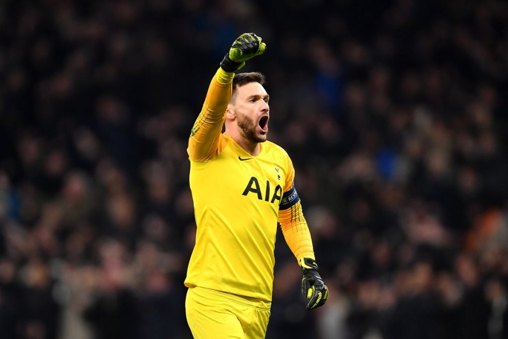 Hugo Lloris played an important part in France's victory in the UEFA Nations League final against Spain.