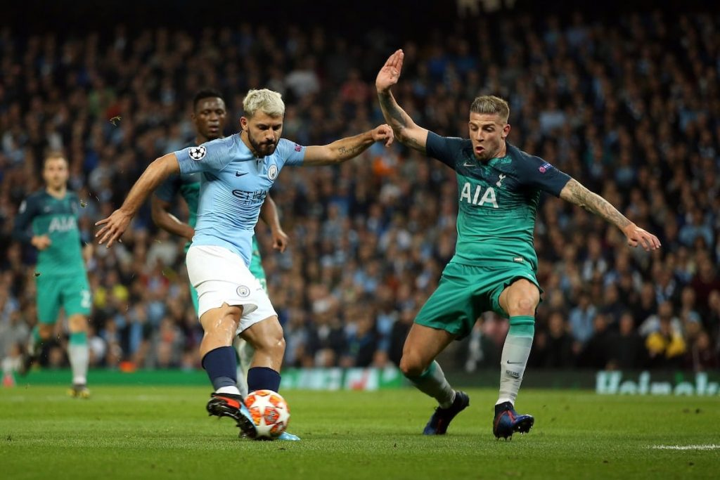 dec71d8aa683 Dele Alli and Ben Davies get 6 10 but who gets 8 10  – Tottenham players  rated from 1-0 loss to Manchester City