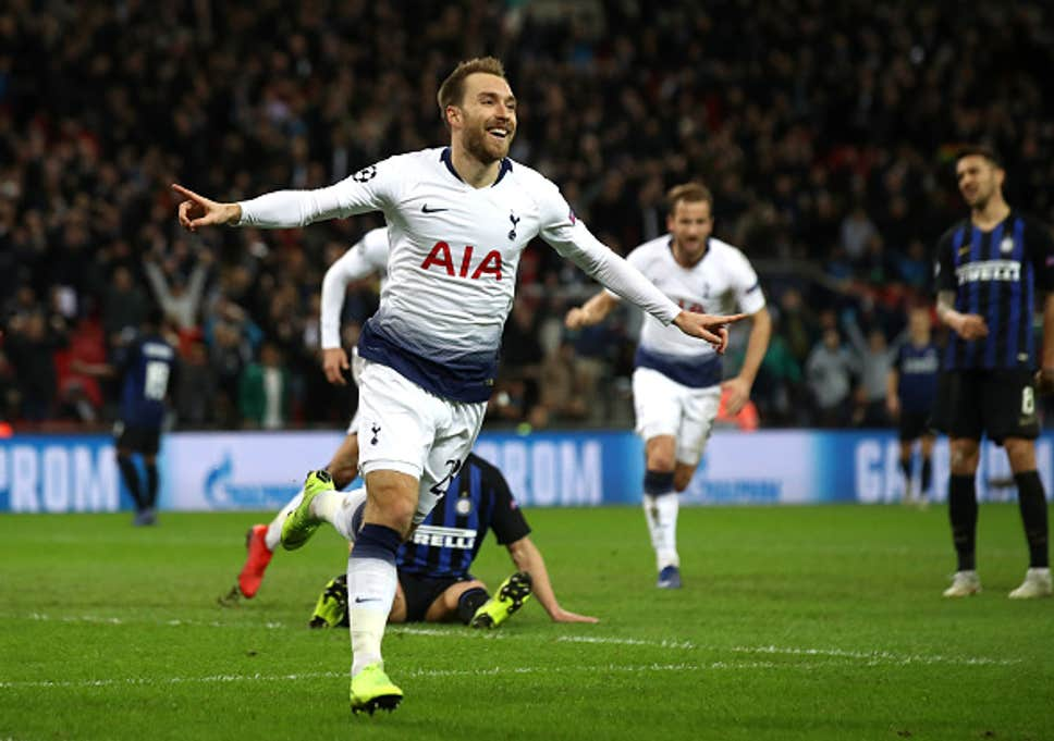 Tottenham Hotspur must give Christian Eriksen due credit