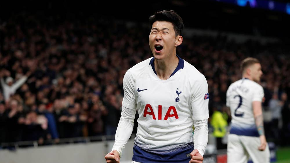 Son Heung-min Net Worth Salary Endorsements Family and more