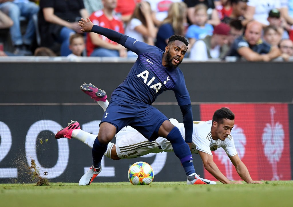 Paul Robinson has urged Leeds United to make a move for Tottenham Hotspur outcast Danny Rose