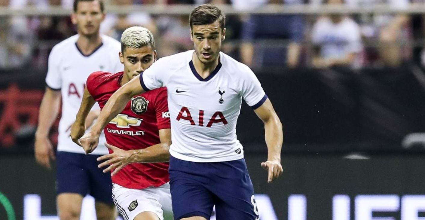 Gary Neville believes Harry Winks can solve England's problems