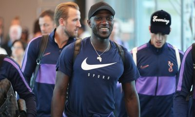 Moussa Sissoko is to play for Spurs at the ePremier League invitiational