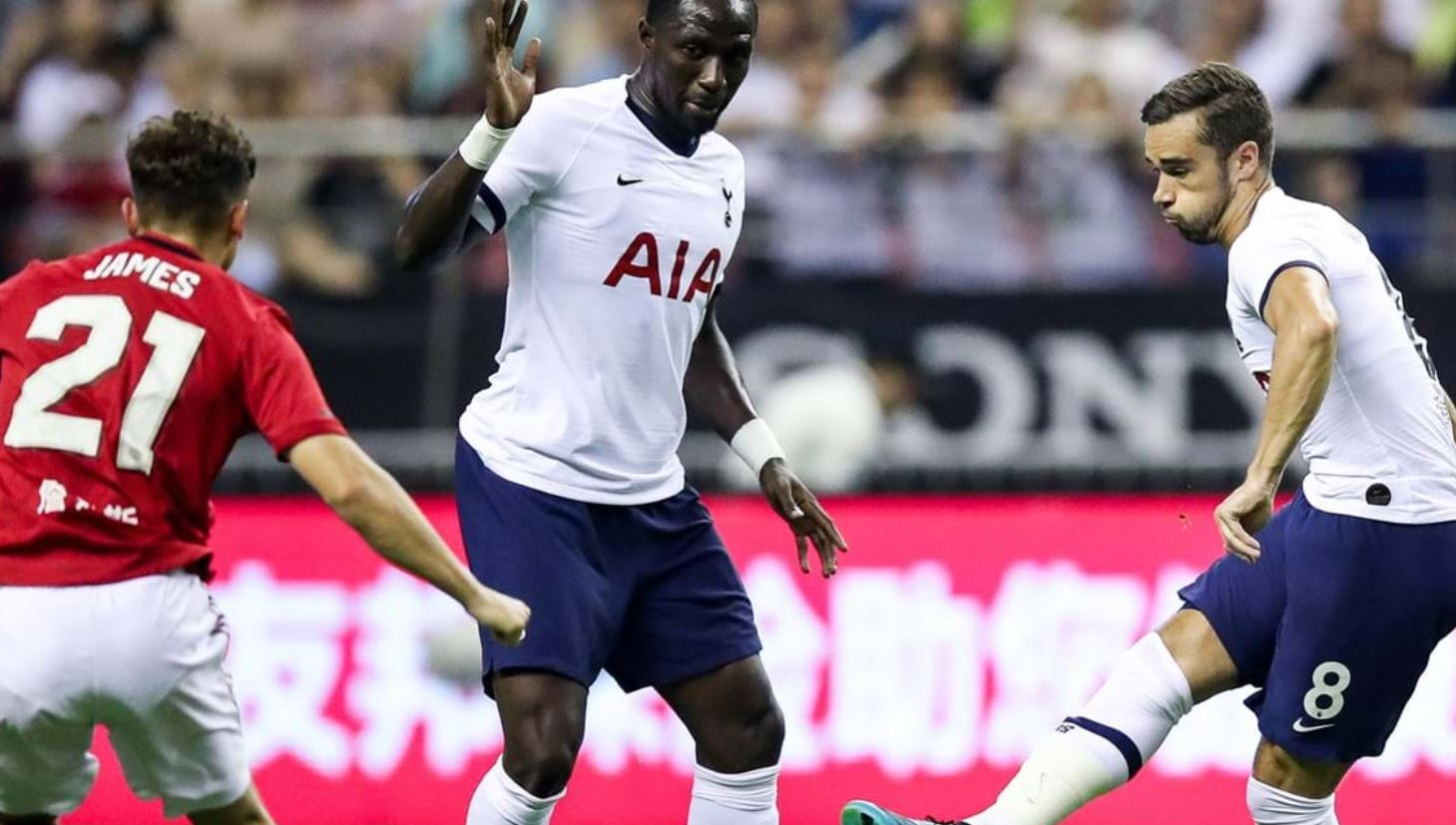 Moussa Sissoko is nearing a return to sction