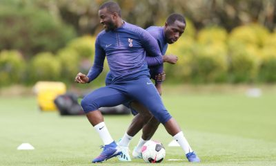 Sissoko has helped Tanguy Ndombele settle down at Tottenham