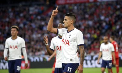 Erik Lamela has struggled with injuries at Tottenham