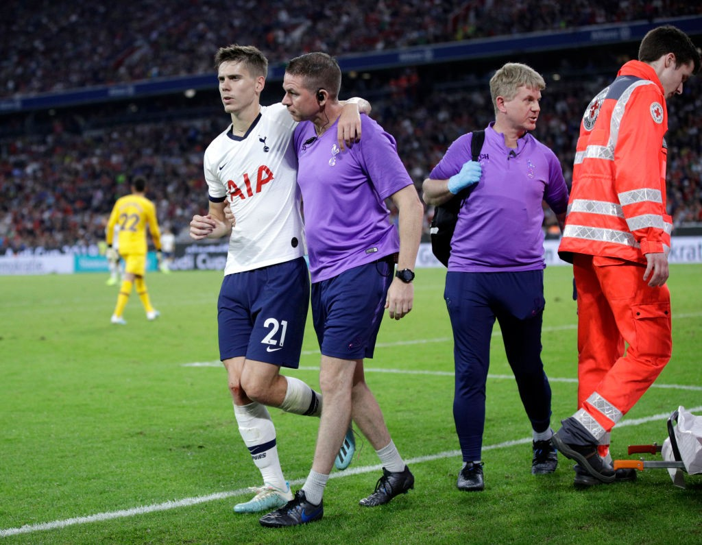 Juan Foyth has had rotten luck with injuries