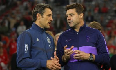 Mauricio Pochettino and Niko Kovac