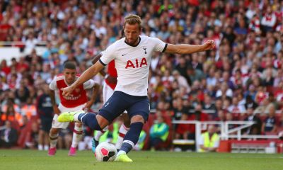 Harry Kane of Tottenham
