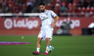 Isco could leave Real Madrid this summer