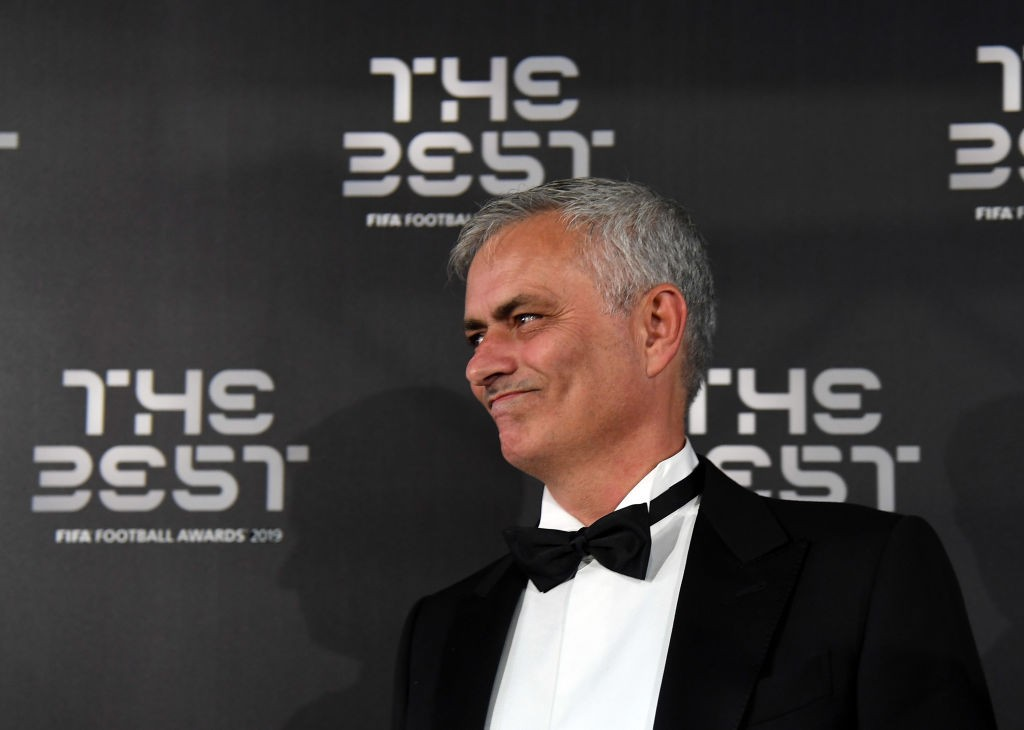 Jose Mourinho won three League Cup titles with Chelsea and Manchester United