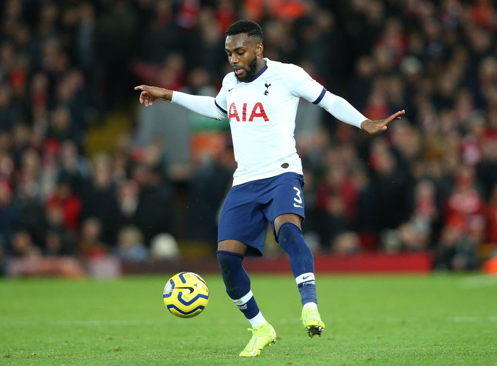 Tottenham Hotspur open to extending Newcastle United loan of Danny Rose