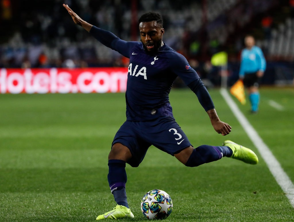 Danny Rose is entering the final year of his contract (Getty Images)