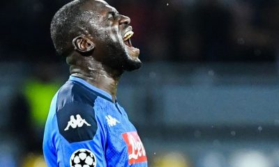 Tottenham Hotspur to rival Manchester United for Kalidou Koulibaly